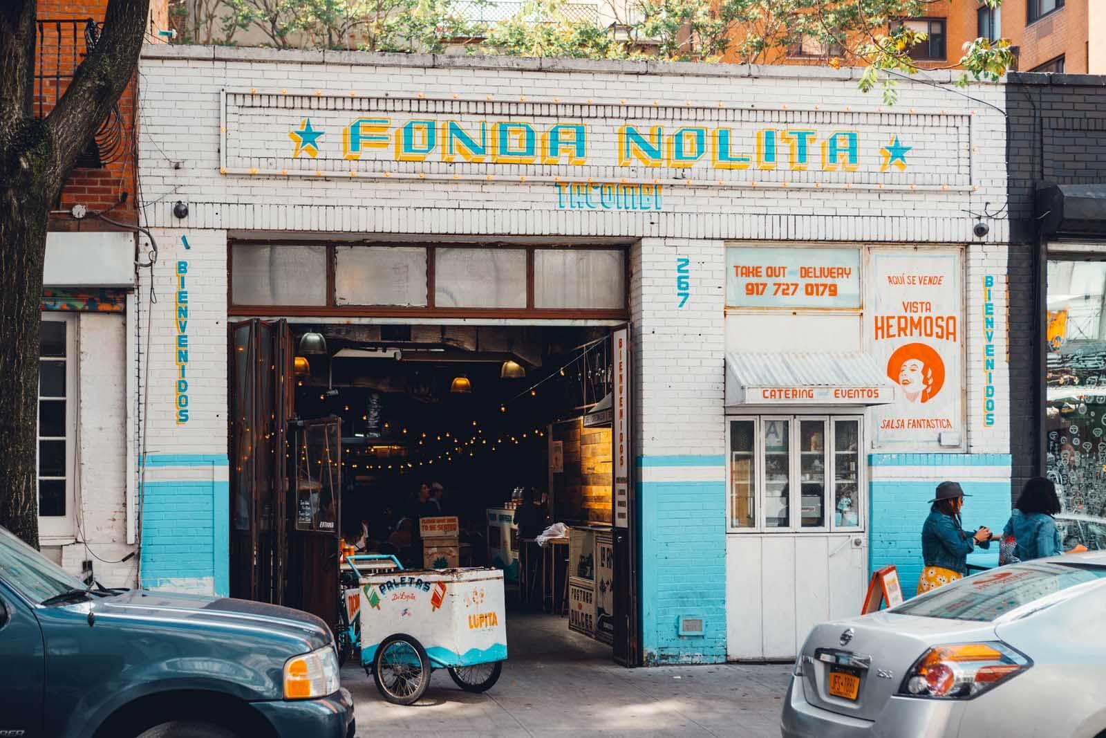 Tacombi Nolita Restaurant