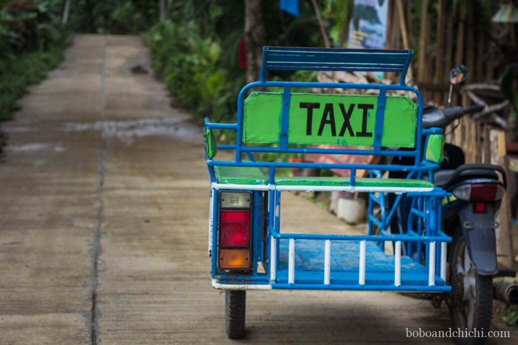 Taxi-and-Road