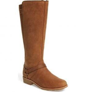 Teve De la Vina riding boot comfortable travel shoes