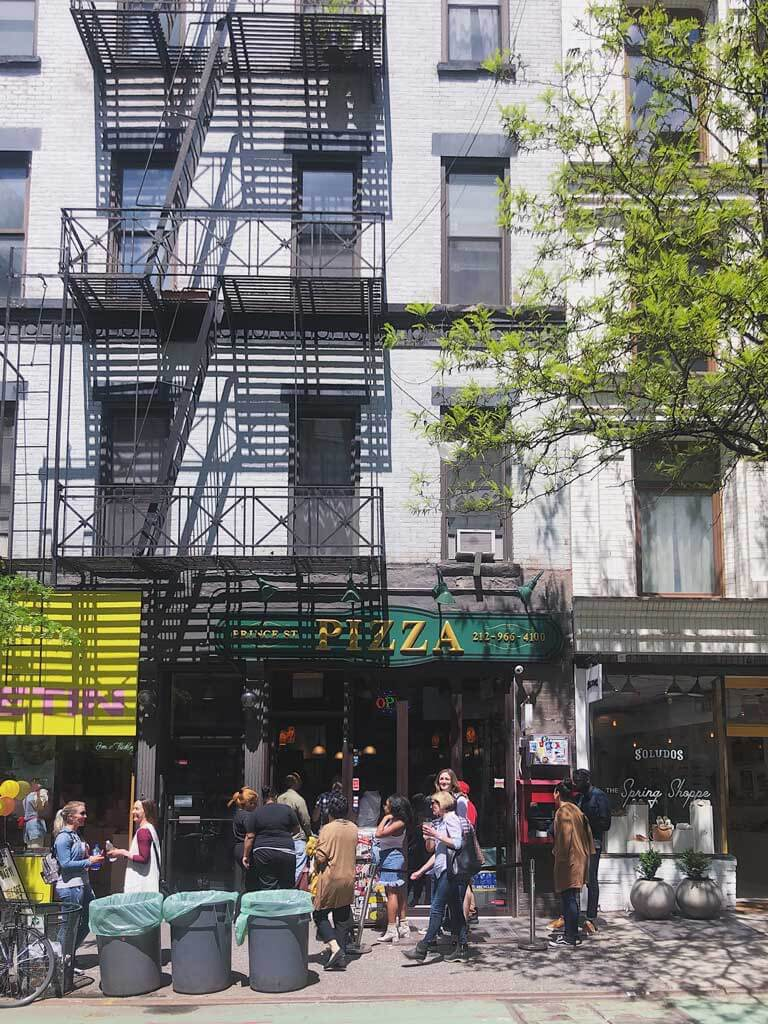 The-line-outside-Prince-Street-Pizza-in-Little-Italy-New-York