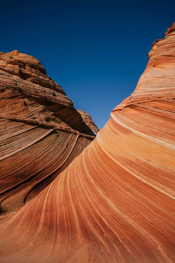 The iconic wave in coyote buttes north