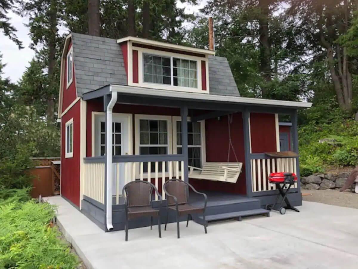 Tiny-House-near-Olympic-National-Park