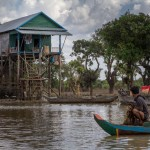 Tonle Sap Floating Village - Through Our Lens