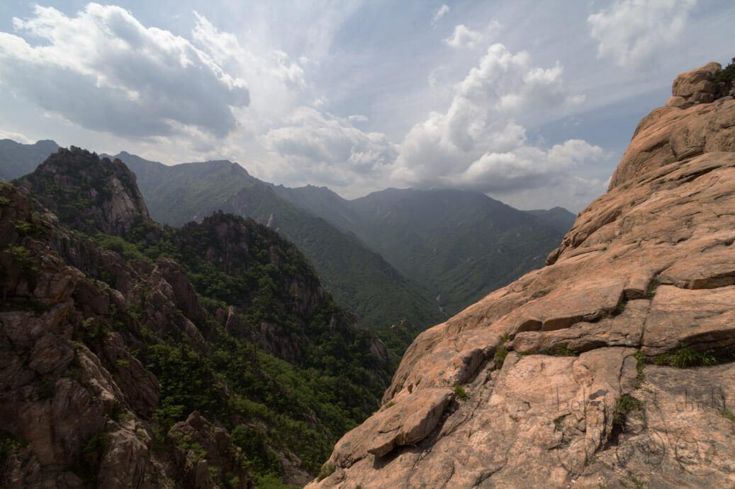 Sokcho's Seoraksan National Park