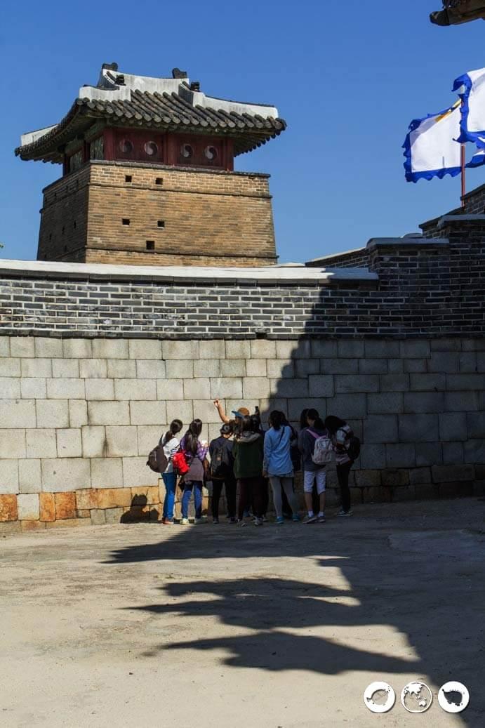Suwon Fortress Wall