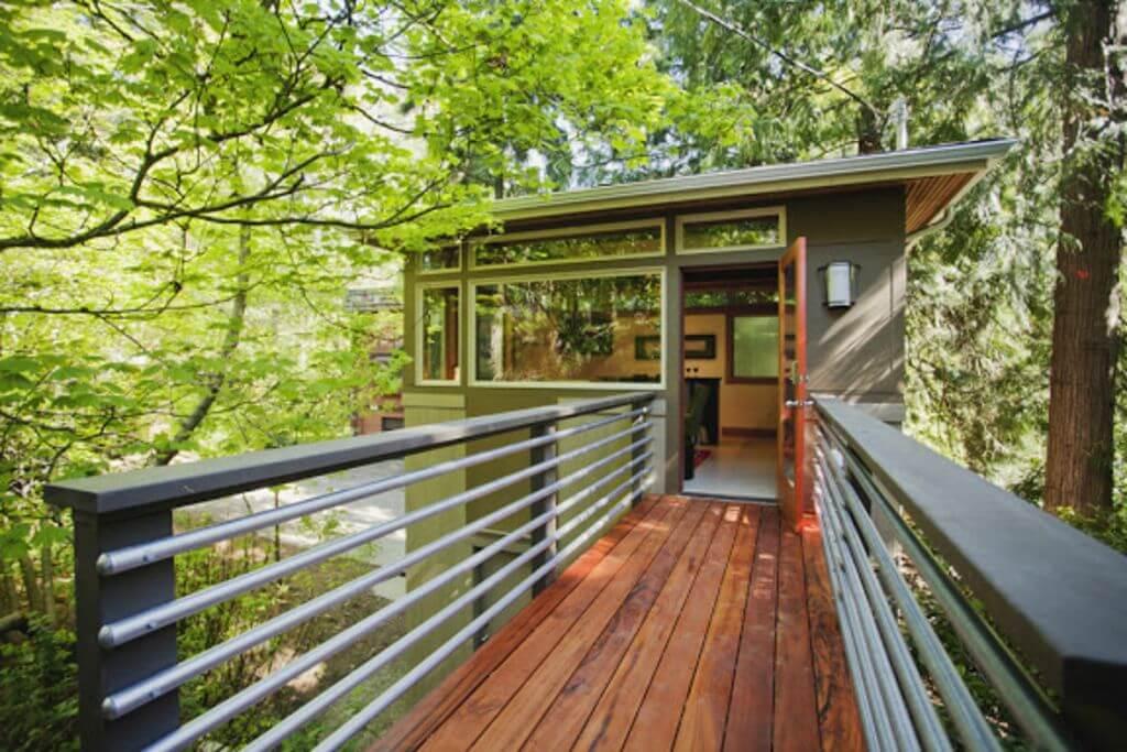 Tree House in Seattle