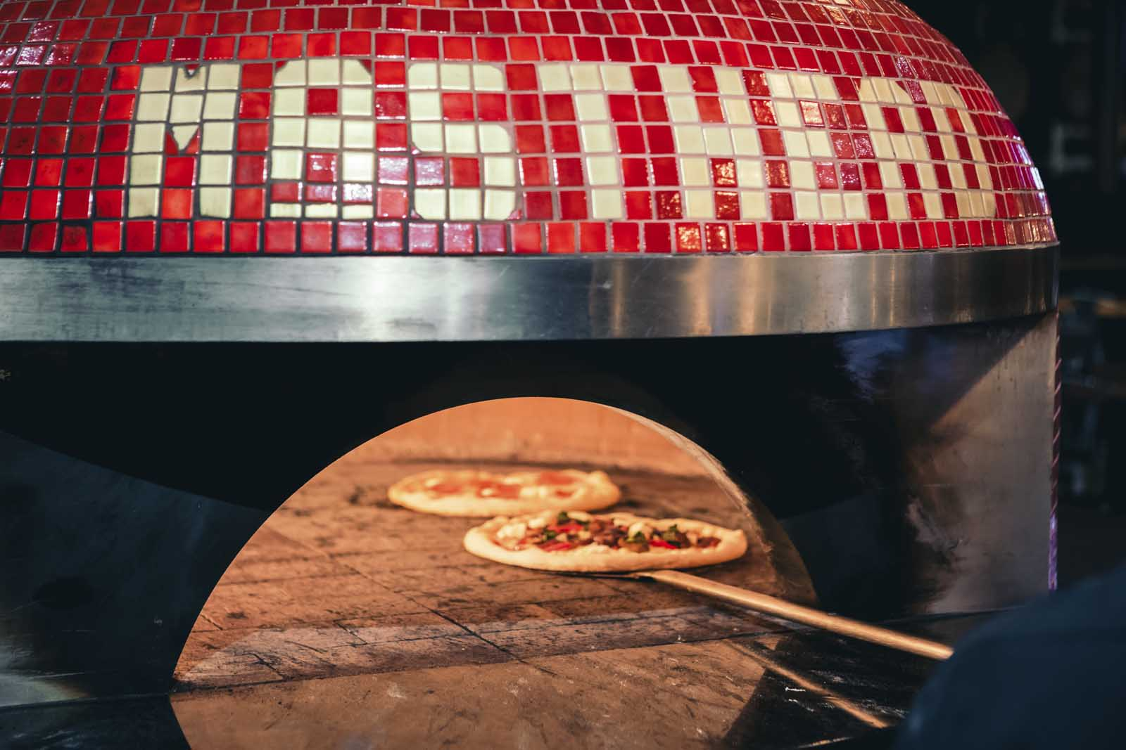 Masthead Brewery Woodfire Pizza Oven Cleveland Ohio