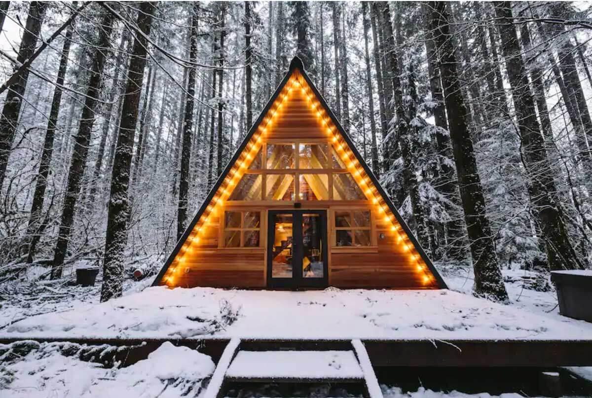 Tye-Haus-A-Frame-Cabin-in-Washington-State