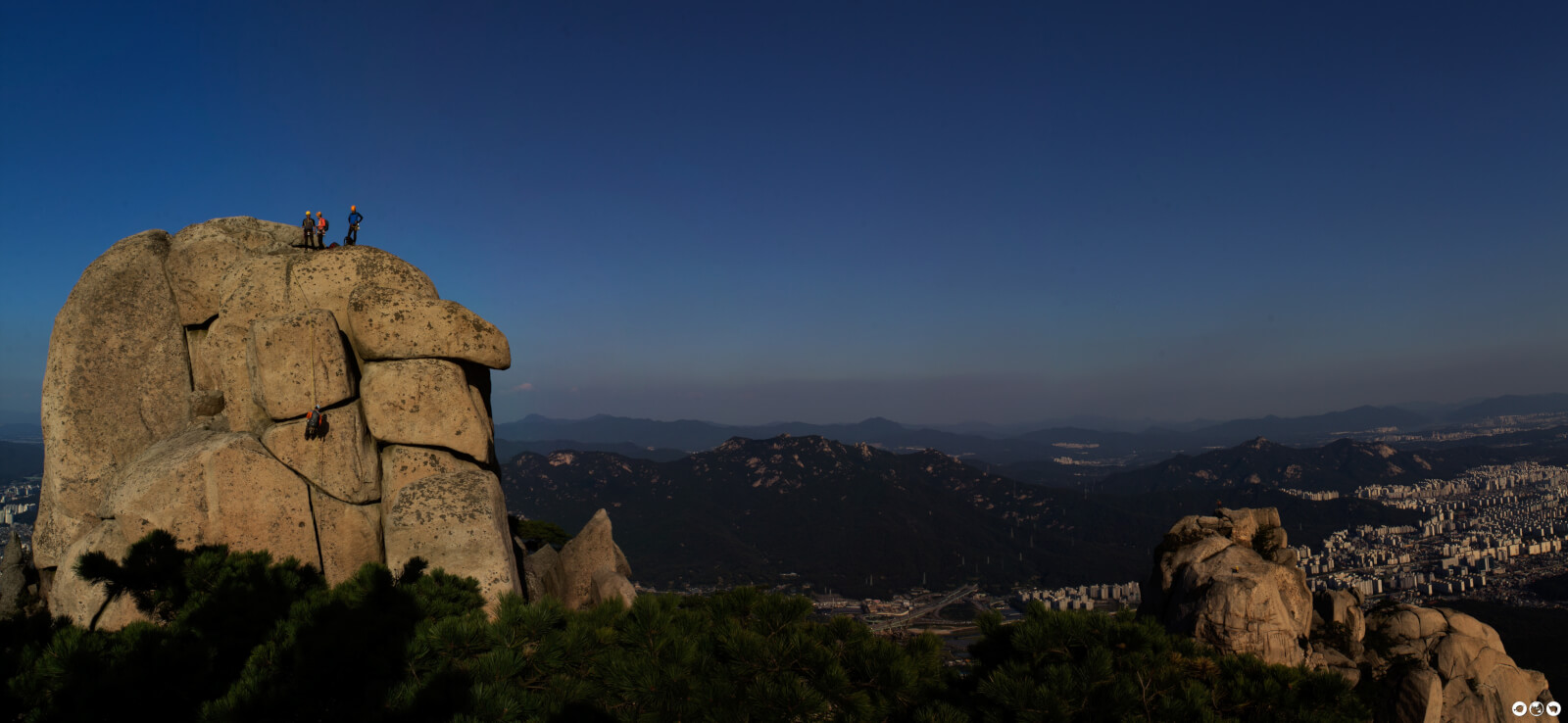 Dobongsan Peak