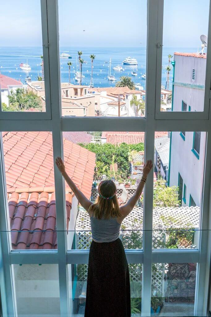 View at Aurora Hotel & Spa
