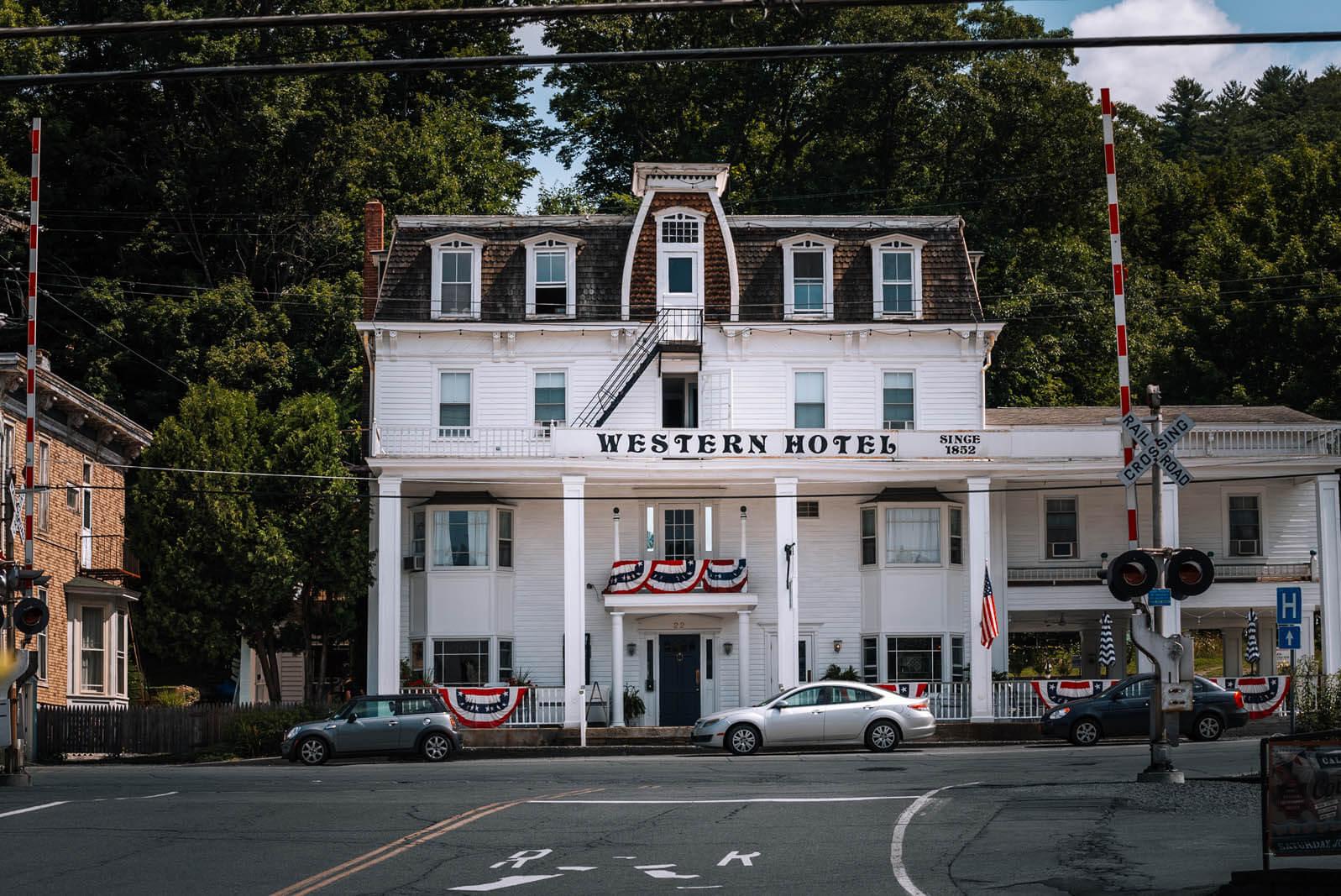 Western Hotel in Callicoon New York