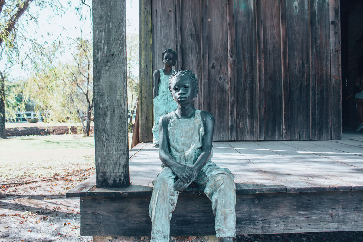 Whitney Plantation by Ashley Hubbard best day trips from New Orleans