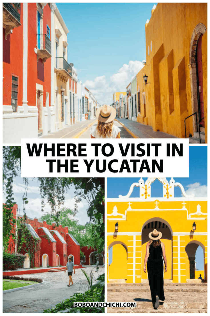 Things to do in the Yucatan