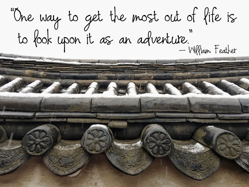 not all adventures can be winners