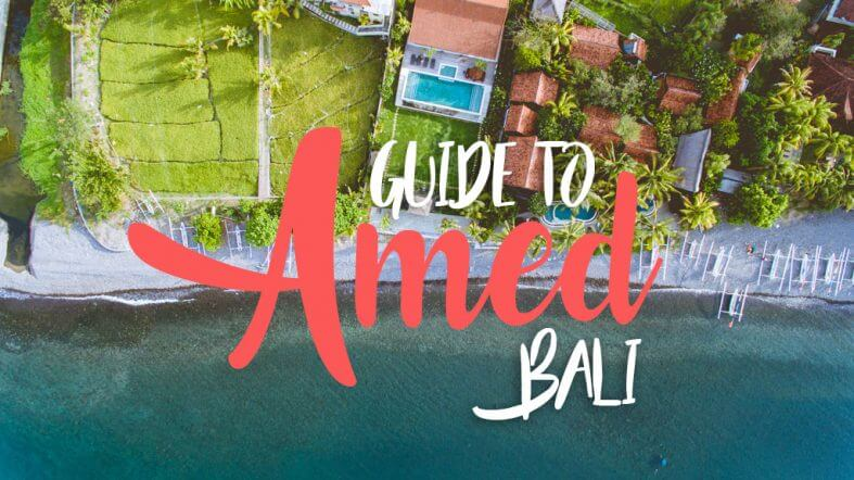 guide to amed bali