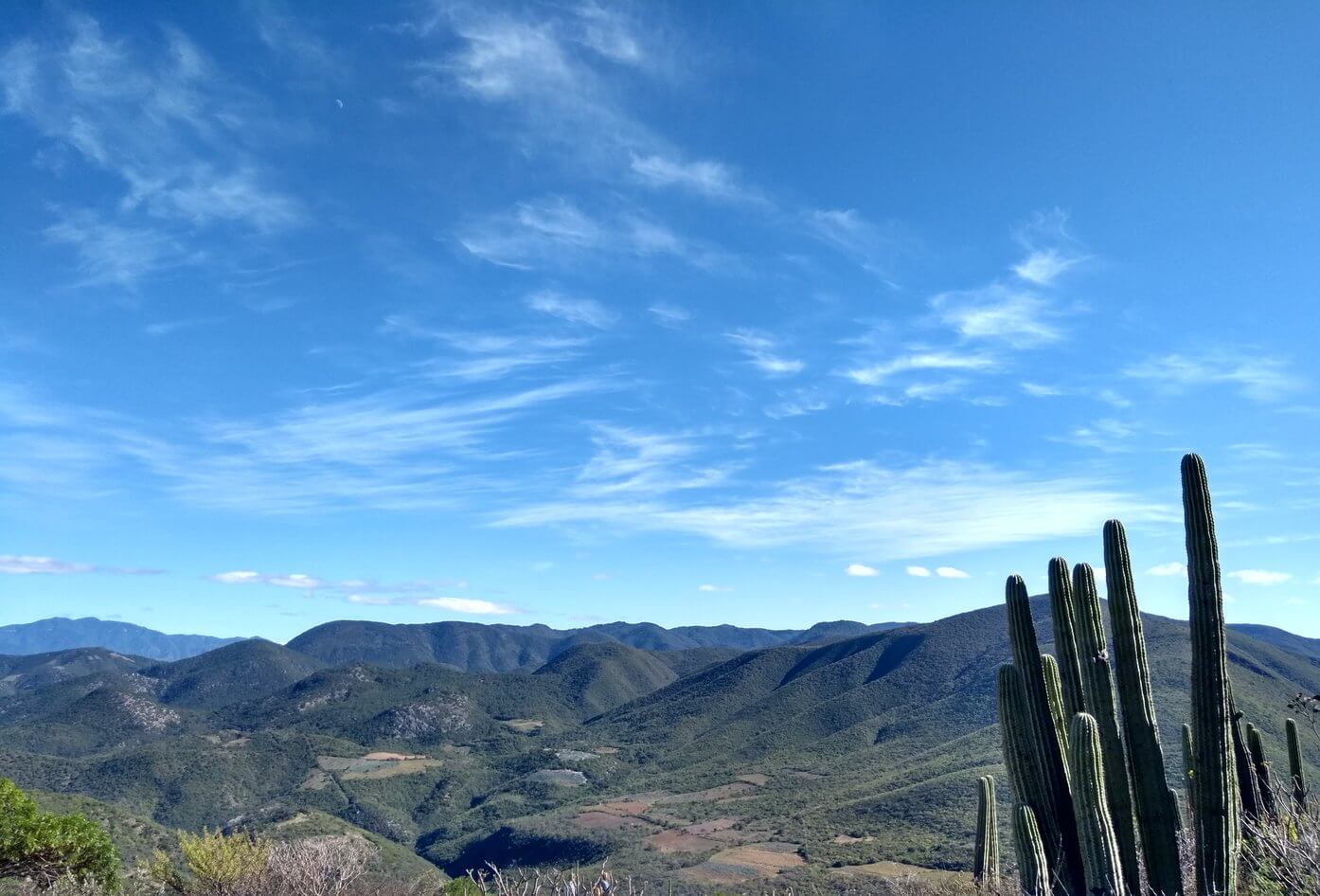 beautiful scenery in oaxaca mexico by layer culture