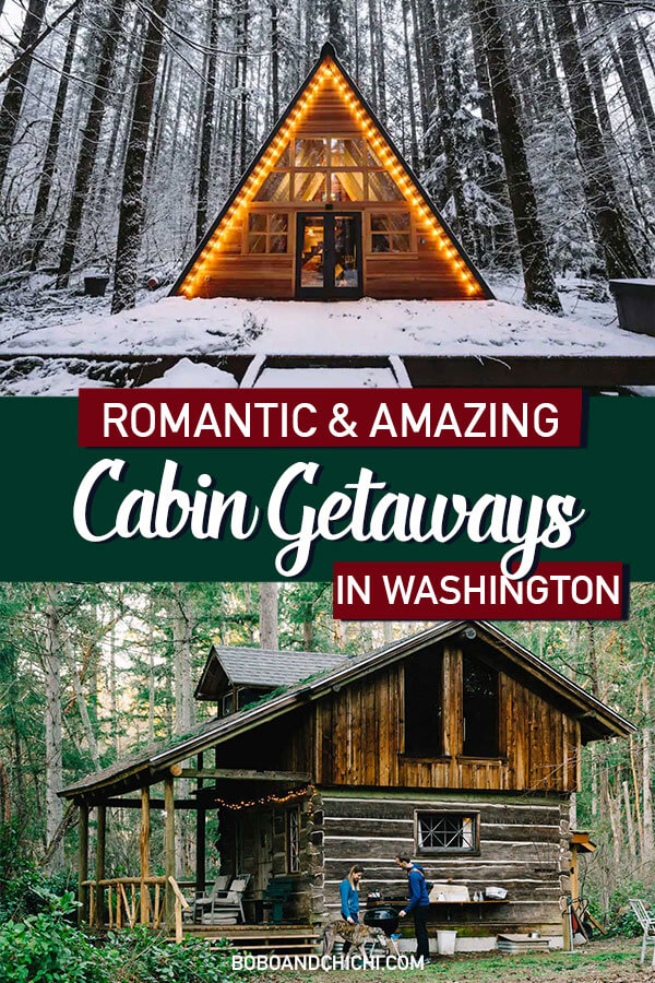 best-cabins-in-washington-state