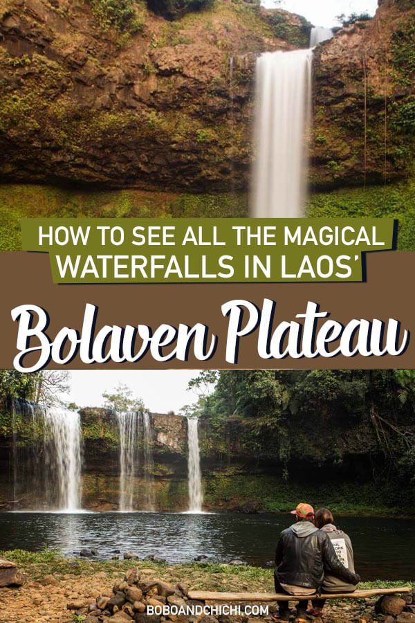 Don't miss all the best things to do in Bolaven Plateau, one of the most beautiful places to visit in Laos!