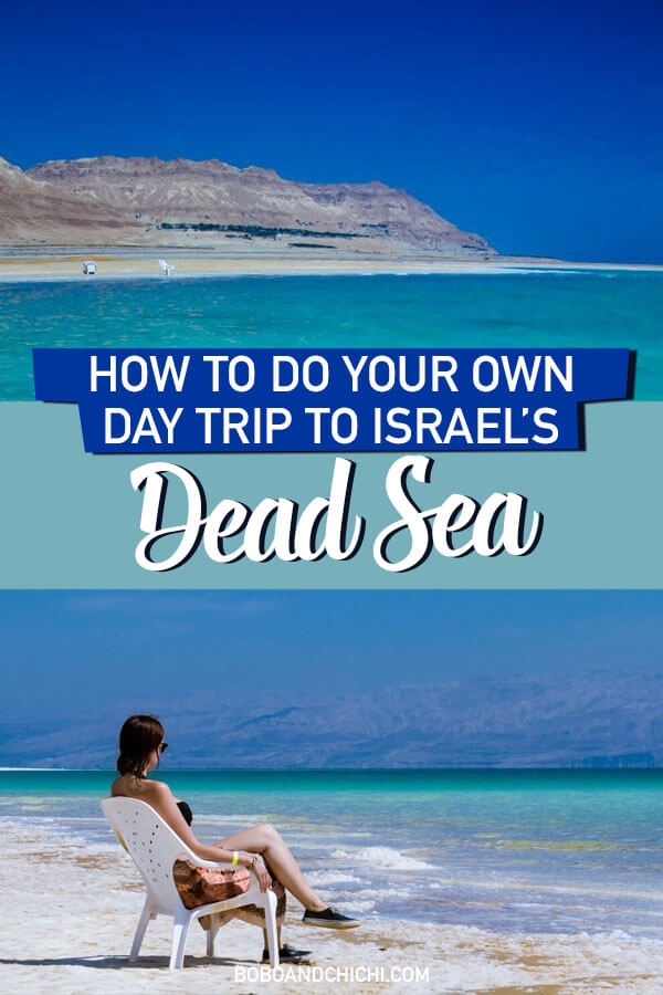 How to rent a car and do your own Dead Sea Day Trip!