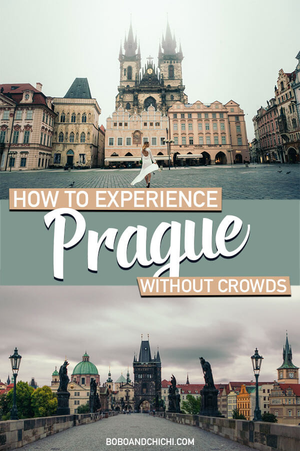 How to experience Prague without the crowds