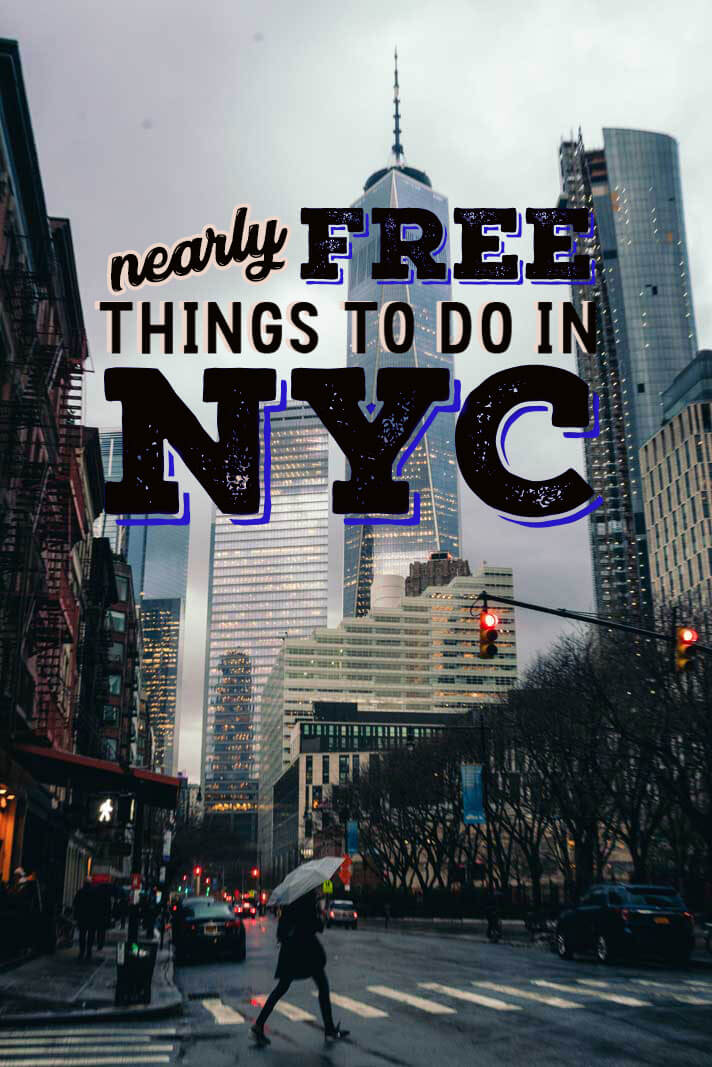 17 mostly free things to do in new york city bobo and chichi for Thngs to do in nyc