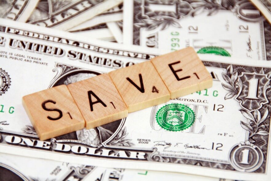Saving Money Teaching English