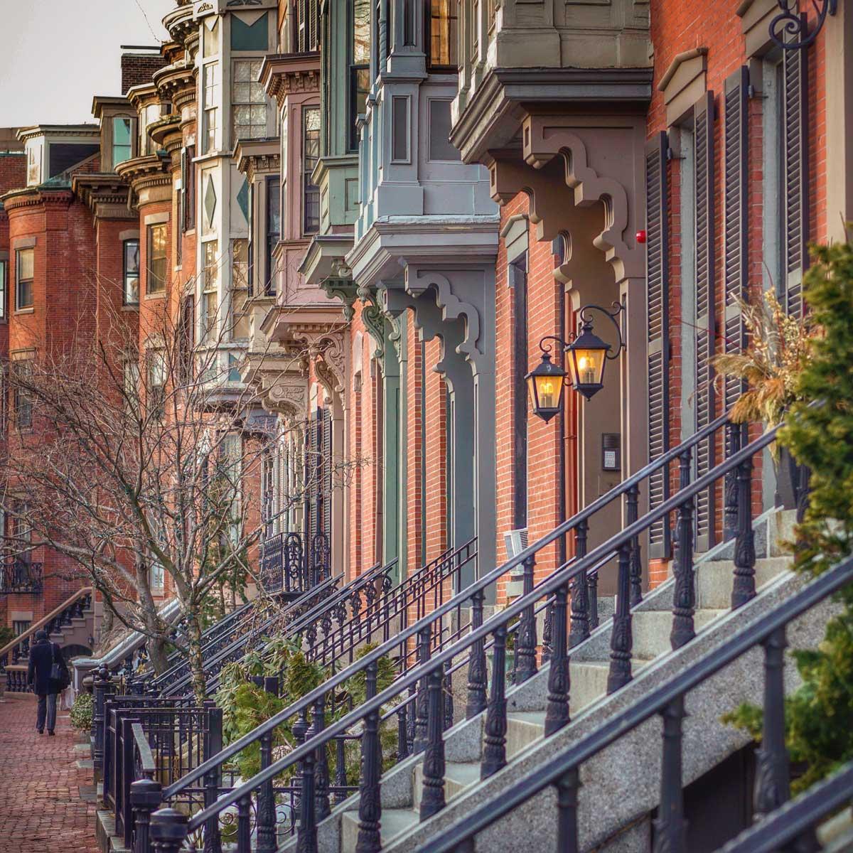 gorgeous-homes-of-south-end-Boston-neighborhood