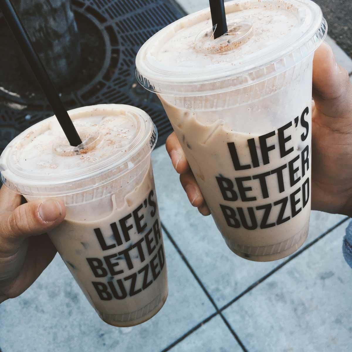 lattes-from-cafe-in-Encinitas-California