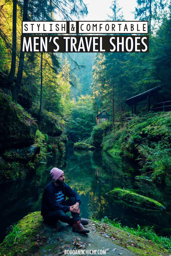 mens travel shoes
