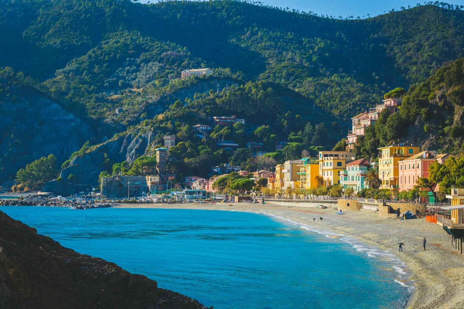 monterosso in cinque terre from kevmrc