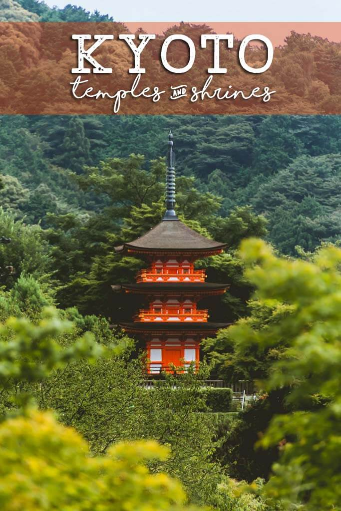 Kyoto Temples & Shrines