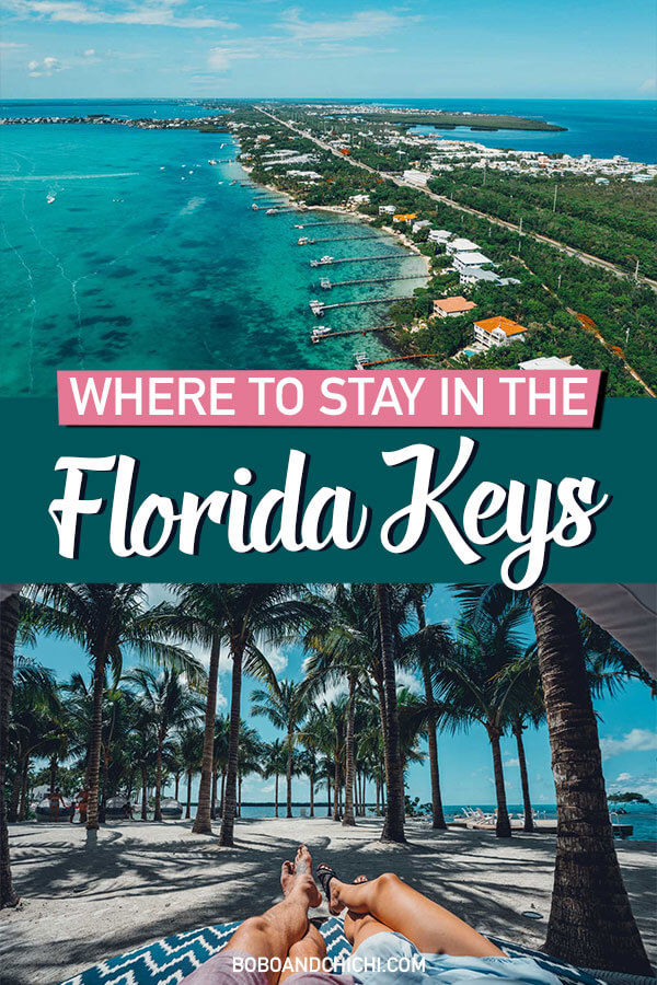 places to stay in the florida keys