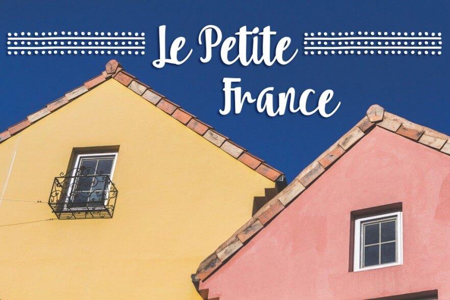 Le Petite France