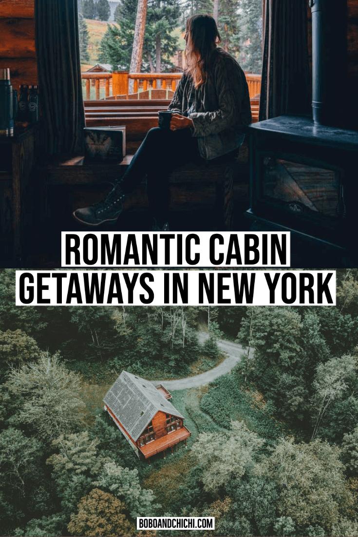 romantic cabin getaways in new york