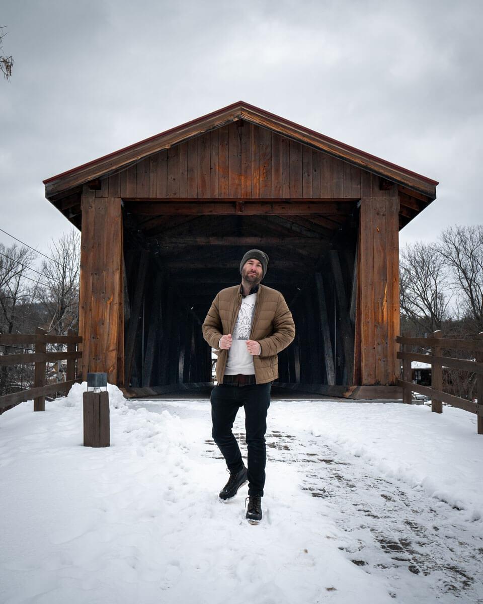 scott-at-Jay-Covered-Bridge-in-the-Adirondacks-New-York