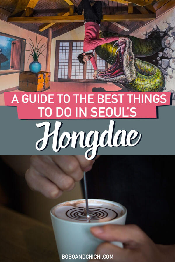 Things to Do in Hongdae