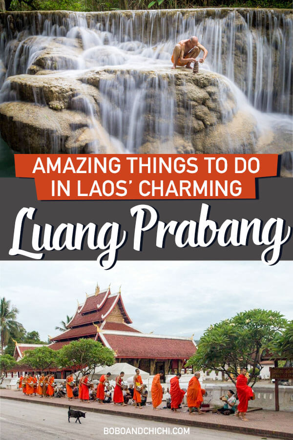 Here are all the best things to do in Luang Prabang, one of the most charming places to visit in Laos.