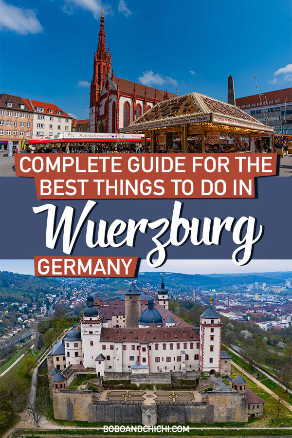 Things to do in Wurzburg Germany