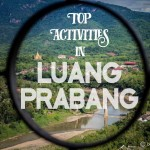 Top List of Activities in Luang Prabang