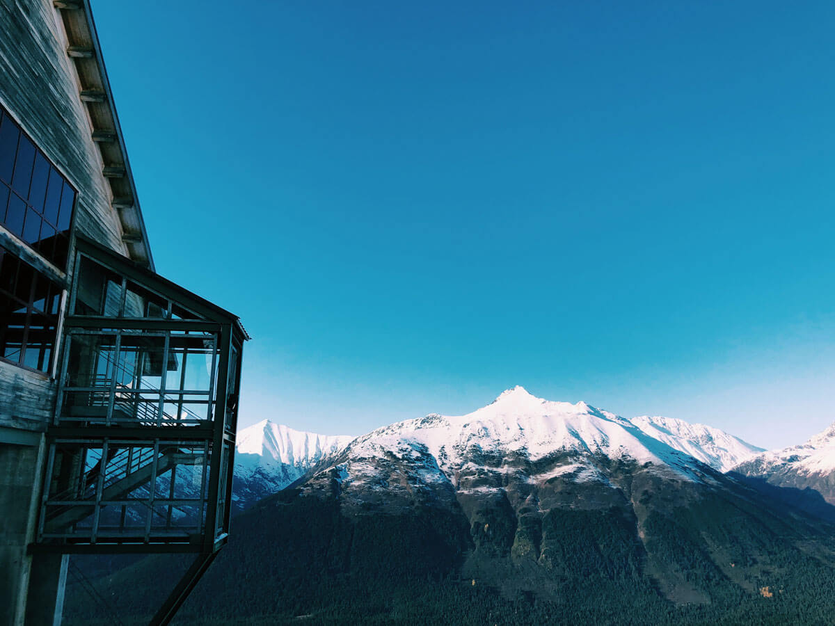 view-from-Alyeska-Aerial-Tram-and-mountain