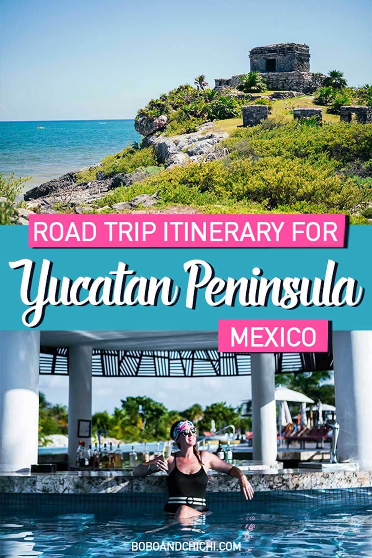 yucatan-road-trip-itinerary-vacation
